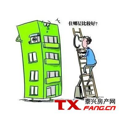泰兴人买房该如何选择楼层