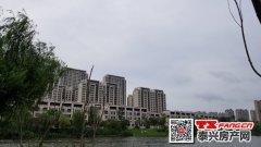 湖景很美!泰兴新城丹霞花园