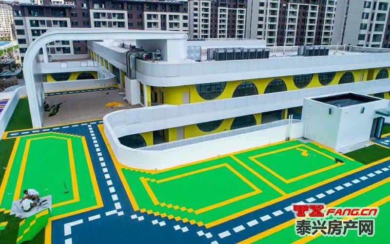 育红幼儿园龙河园区、襟江小学镇海校区、新中医院陆续复工